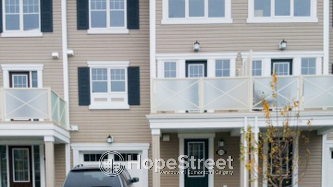2 Bedroom Townhouse For Rent In Cityscape Hope Street